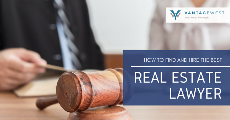how to hire a real estate lawyer