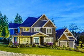 Luxury home in Vernon, BC