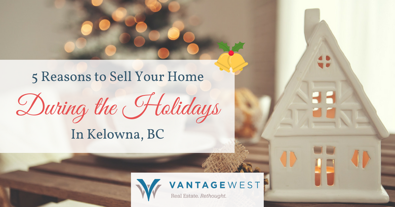 Selling your home before Christmas